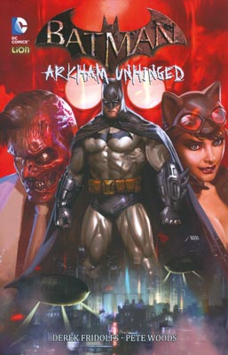 BATMAN: ARKHAM UNHINGED N. 1/4